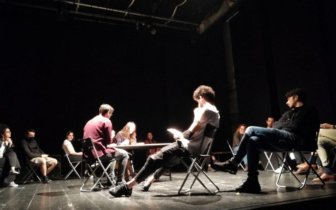 The R-Evolution project starts from Nuovo Teatro Sanità